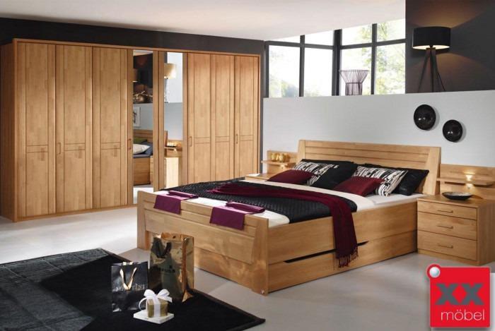 Schlafzimmer | Sitara | Erle o. Wildeiche | S69