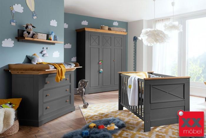 Babyzimmer | Julia | Kiefer Massivholz | G02