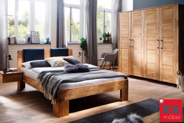 Schlafzimmer | Zent | Wildeiche geölt | S21