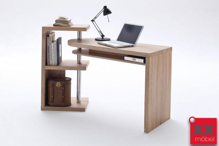 Schreibtisch | Mattis | Eiche sägerau NB | T26