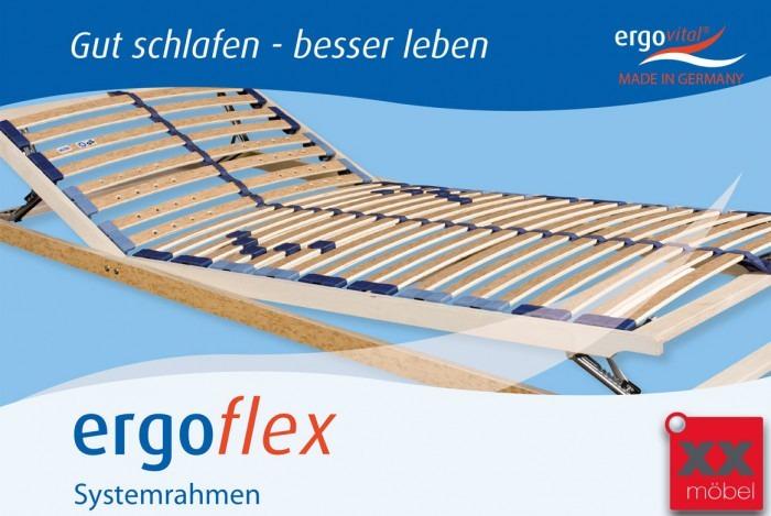 Lattenrost | Ergoflex | Liegefläche - flex - Ergovital